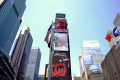 Times Square, NYC Images libres de droits