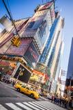 Times Square NYC Stockfotografie