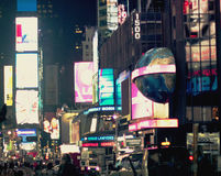 Times Square - NYC Imagem de Stock Royalty Free