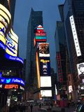 Times Square NYC Photographie stock