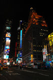 Times Square, NYC. Royalty Free Stock Photos