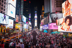 Times Square NYC Stock Photos