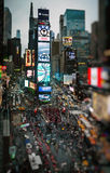 Times Square in NYC Royalty Free Stock Photography