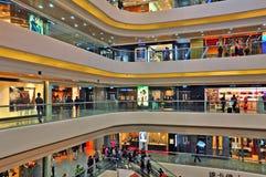 Times square shopping mall, hong kong Royalty Free Stock Image