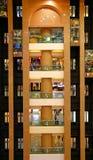 Times square shopping mall hong kong Stock Photography