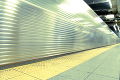 Times Square Subway Station, New York City Stock Photos