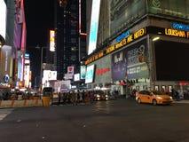 Times Square. In Manhattan. Down ton New York City stock photos