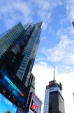 Times Square Tower Stock Photography