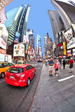 Times Squares  is a symbol of New York Royalty Free Stock Photos