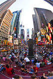 Times Squares  is a symbol of New Royalty Free Stock Photo