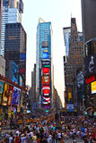 Times Squares  is a symbol of New Royalty Free Stock Photography