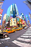 Times Squares  is a symbol of New Royalty Free Stock Images