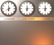 times världen Royaltyfri Foto