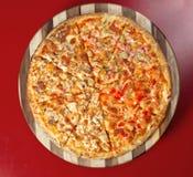 Timeses de la pizza del año Fotos de archivo