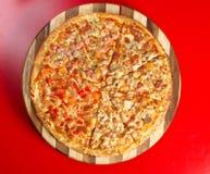 Timeses de la pizza del año Imagen de archivo