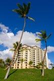 Timeshare na Oahu Hawaje zdjęcie stock