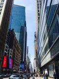 Timesquare di NYC Immagini Stock