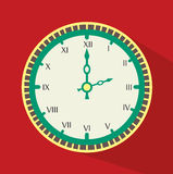 Timewatch design Stock Photos