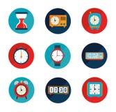 Timewatch design Stock Photo