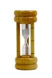 timglas royaltyfri foto