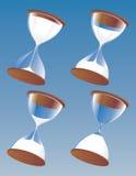 timglas Fotografering för Bildbyråer