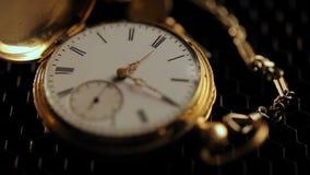 timglas klocka Exponeringsglas lager videofilmer