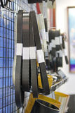 Timing belt stock image