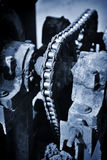 Timing chain Royalty Free Stock Photos