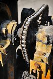 Timing chain Royalty Free Stock Photography