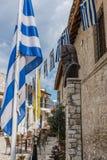 Timios Stavros Monastery, Omodos, Cypern Fotografering för Bildbyråer