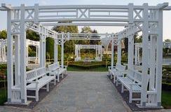 Timisoara剧院公园 图库摄影