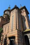 Timisoara Cathedral, Romania Stock Image