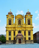 Timisoara Cathedral of Saint George Royalty Free Stock Photography