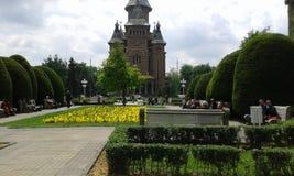 Timisoara centrale Romania Immagini Stock