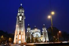 Timisoara City Sinaia Church Royalty Free Stock Images