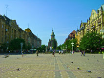 Timisoara Royalty Free Stock Photography