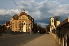 Timisoara - die Neptun Bäder Lizenzfreie Stockfotos