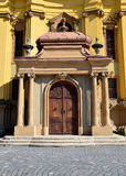 Timisoara dome entrance Stock Photography