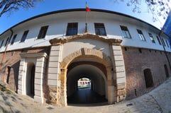 Timisoara fortres Arkivfoto