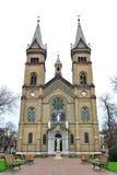Timisoara Millennium church Stock Images