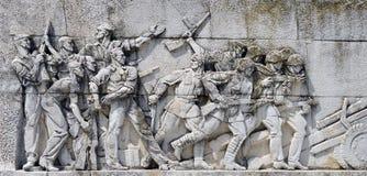 Timisoara Monument fresco Royalty Free Stock Photo