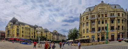 TIMISOARA, One of he largest University Center in Romania Royalty Free Stock Image