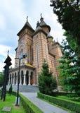 Timisoara orthodox cathedral Stock Photos
