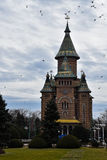 Timisoara ortodoksa katedra Fotografia Stock