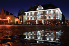 timisoara pałac Romania serbian timisoara Obrazy Royalty Free