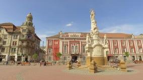 Timisoara piata libertatii zbiory
