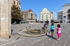Timisoara, Roemenië Stock Foto