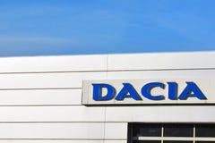 Dacia store Stock Images