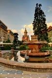 Timisoara Rumänien Arkivbild