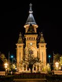 Timisoara - Stadtkathedrale stockbilder